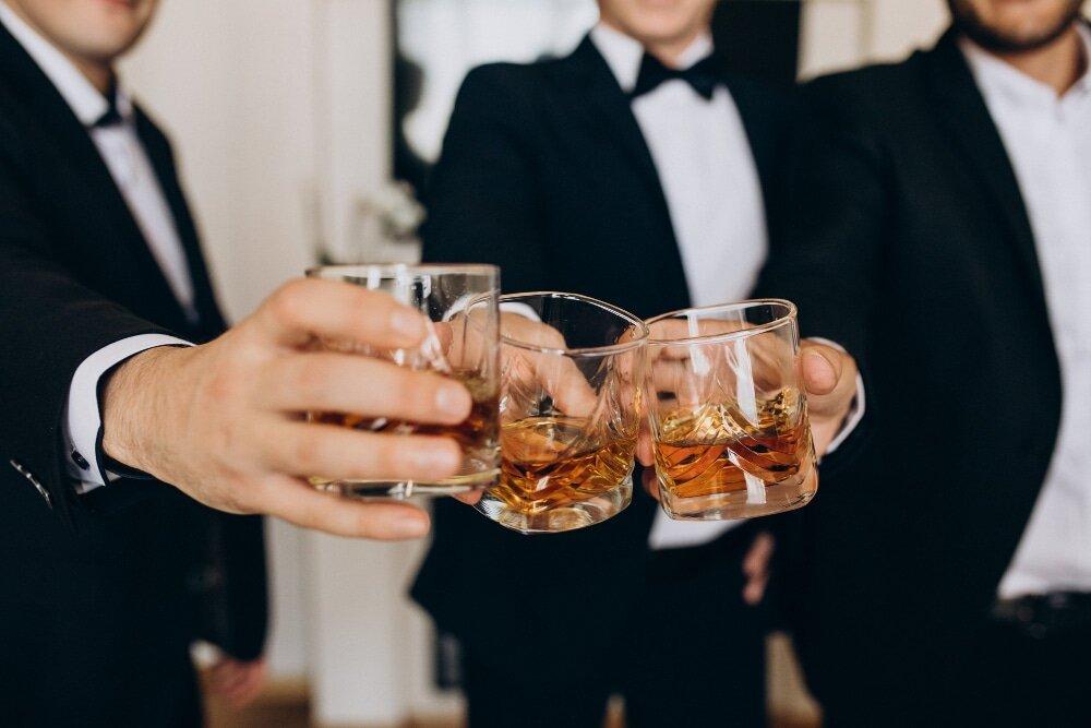 Teurer Whisky